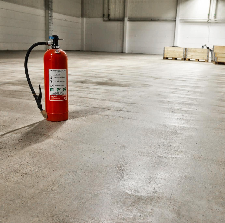 Renovering av betonggolv 1