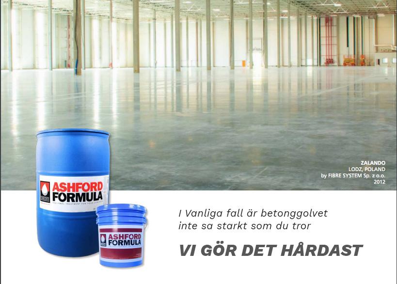 Ashford Formula® - IGS är ledande leverantör i Sverige 1